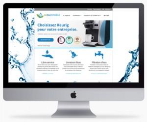 Nouveau site web de Bieausphère
