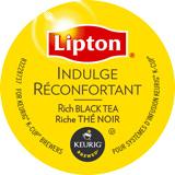 thé noir réconfortant